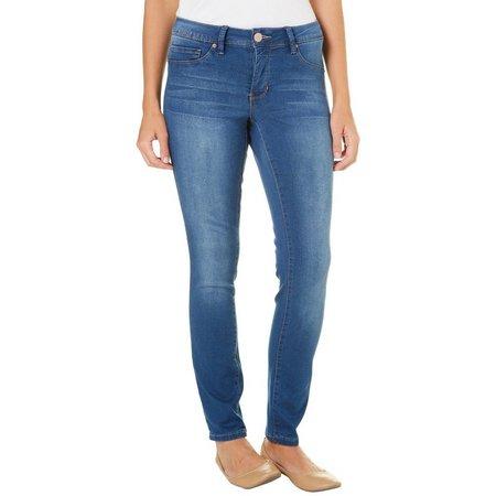Royalty by YMI Petite Hyper Stretch Skinny Jeans