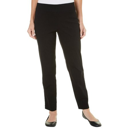 Counterparts Petite Pull-On Tummy Control Pants