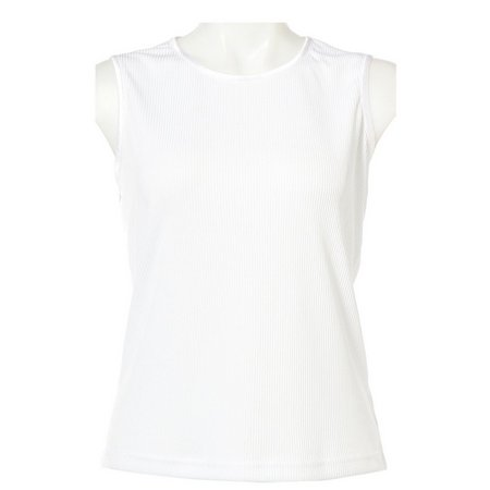Alia Petite Solid Ribbed Tank Top