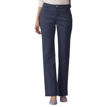 97de1c95 Lee Petite Instant Slim Straight Jeans | Bealls Florida
