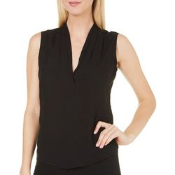 Nue Options Petite Sydney V-Neck Tank Top