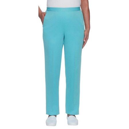 Alfred Dunner Petites Bonita Springs Classic Fit Pants