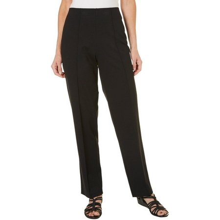 Cathy Daniels Womens Ponte Pants