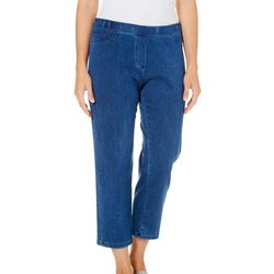 Cathy Daniels Womens Pull-On Solid Pants