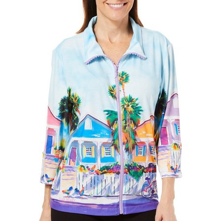 Ellen Negley Petite Key West Jacket