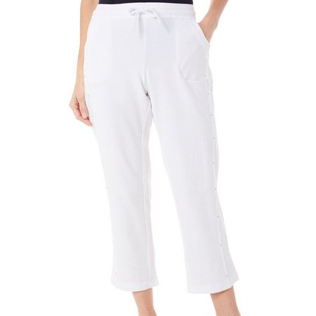 SPORTELLE Petite Poetry In Motion Pull-On Pants