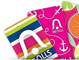 Bealls Department Stores Gift Cards