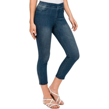 Skyes The Limit Womens Crop Jeggings