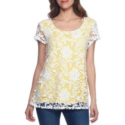 New! Skyes The Limit Womens Cap Sleeve Lace