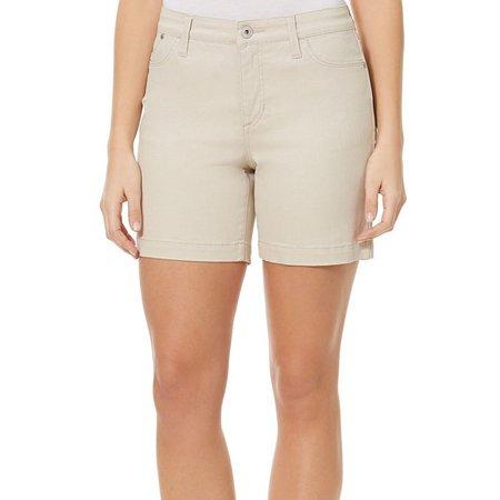 BANDOLINO Womens Mandie Creamstone Shorts