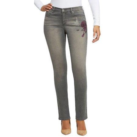 BANDOLINO Womens Millie Rose Jeans