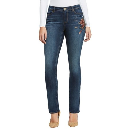 BANDOLINO Womens Millie Rose Jeans