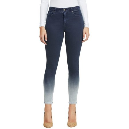 BANDOLINO Womens Lisbeth Ombre Jeans