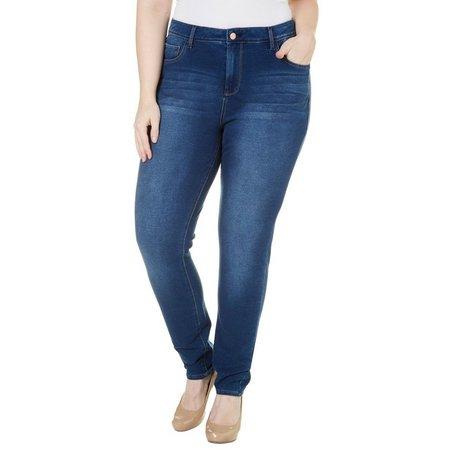 Kensie Jeans Plus Skinny Denim Jeans