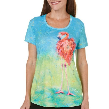 Leoma Lovegrove Womens Tall Drink of Water Top