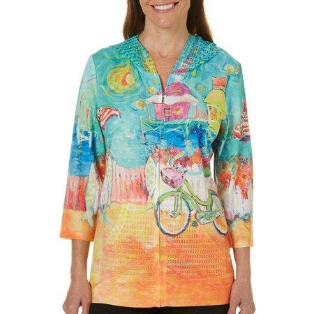 Leoma Lovegrove Womens My Happy Place Jacket