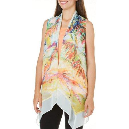 Leoma Lovegrove Womens Palms Away Vest