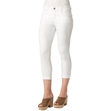 Democracy Womens Ab-solution Solid Capris