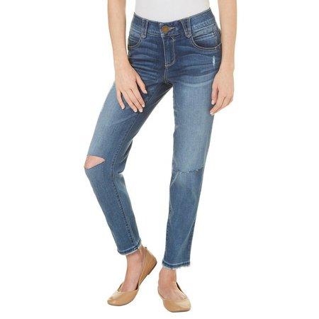 Democracy Womens Freedom Ankle SkimmerJeans