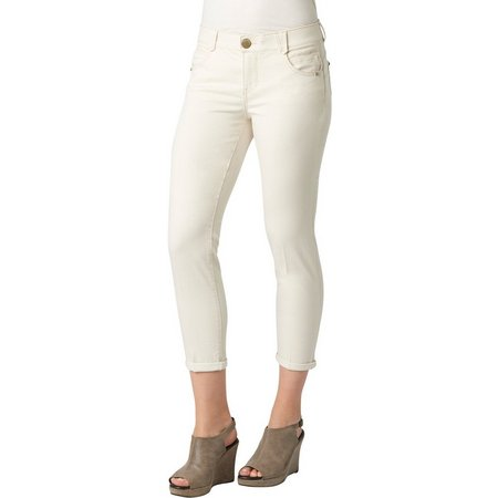 Democracy Womens Ab-solution Denim Capris