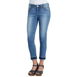 New! Democracy Womens Ab-Solution Released Hem Jeans