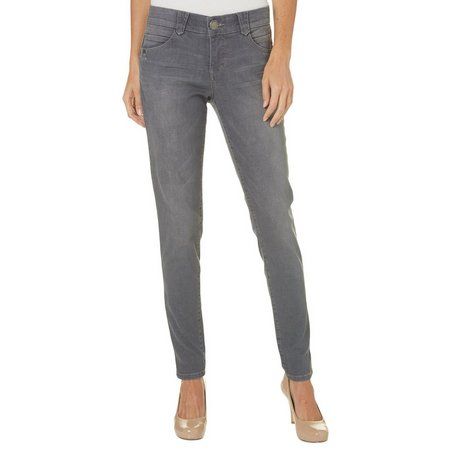 Democracy Womens Ab-solution Subtle Faded Jeans