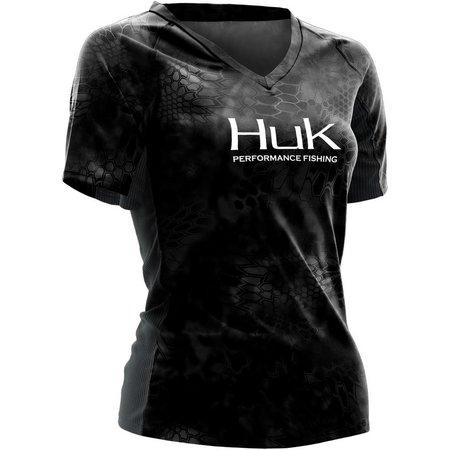 Huk Womens Kryptek Icon Short Sleeve Top