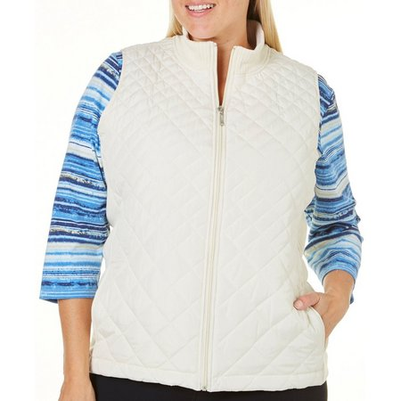 Jason Maxwell Plus Quilted Vest