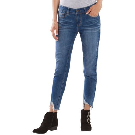 Supplies by Union Bay Womens Pamela Skinny Jeans