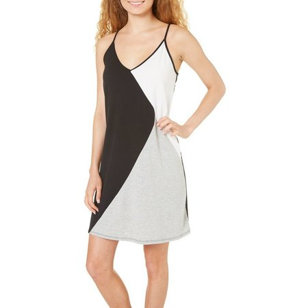 Derek Heart Juniors Colorblock Dress