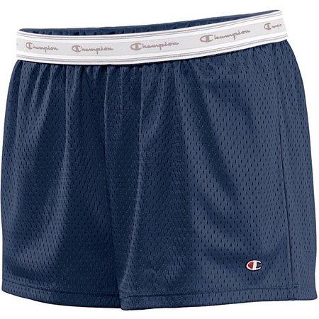 Champion Womens Activewear Mesh Shorts