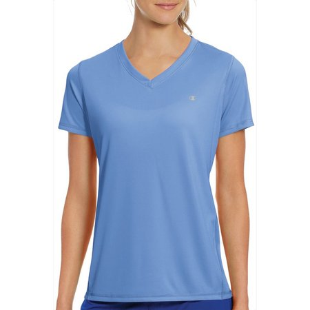 Champion Womens Vapor Logo Active T-Shirt