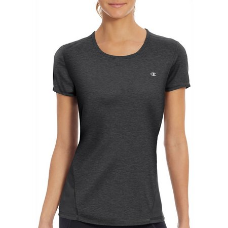 Champion Womens Crew Neck Run T-Shirt