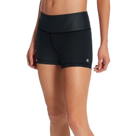 Champion Womens 6.2 Active Compression Shorts