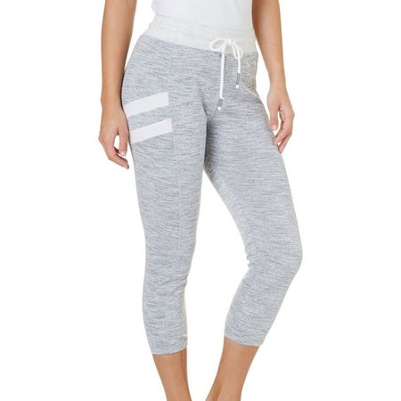 Inspired Hearts Juniors Cropped Jogger Capris