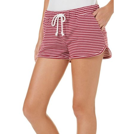 Derek Heart Juniors Sailor Stripe Shorts