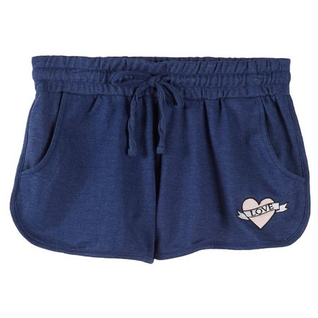 Derek Heart Juniors Love Shorts