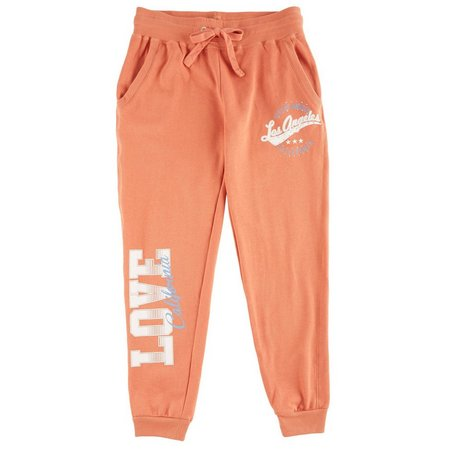 Derek Heart Juniors Los Angeles Jogger Capris