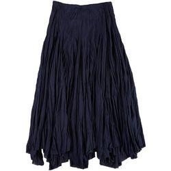 Moa Moa Juniors Solid Crinkle Skirt
