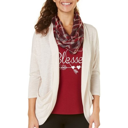 Inspired Hearts Juniors 3-pc. Blessed Tank Set