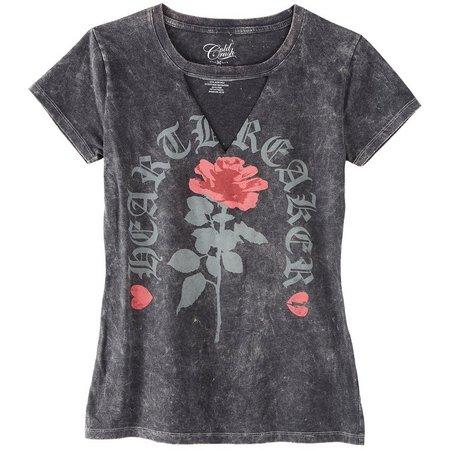 Hybrid Juniors Heartbreaker T-Shirt