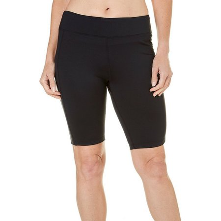 Brisas Womens Bermuda Active Stretch Shorts