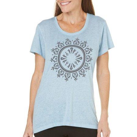 Brisas Womens Medallion T-Shirt