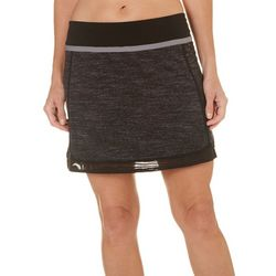 Brisas Womens Spacedye Skort