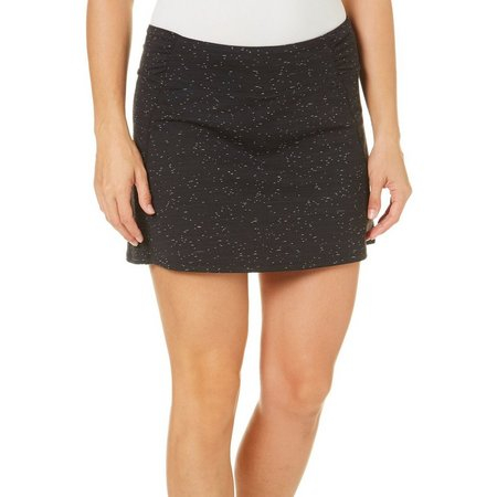 Brisas Womems Speckled Print Skort