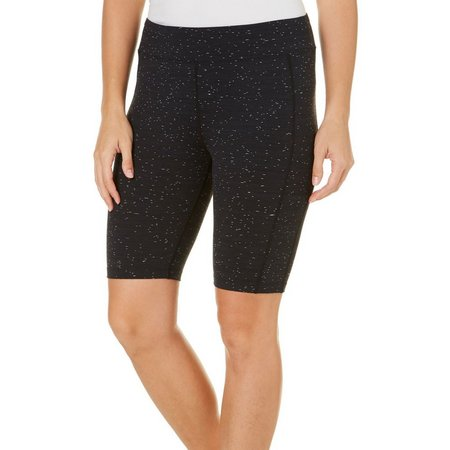 Brisas Womens Slub Knit Bermuda Shorts
