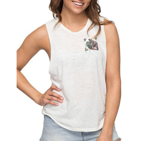 Roxy Juniors Chest Hill Tank Top