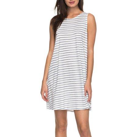 Roxy Juniors Sugar Space Stripe Dress