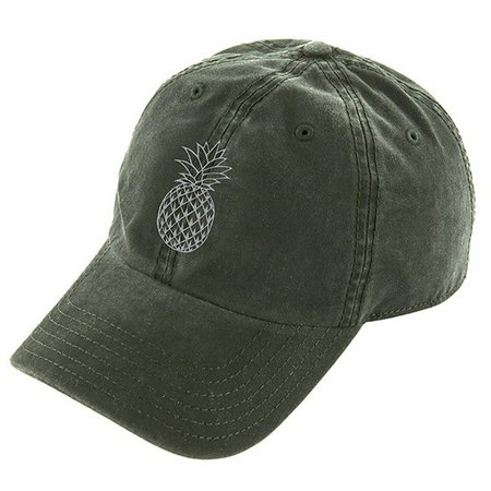 O'Neill Juniors Beach Bliss Pineapple Baseball Hat