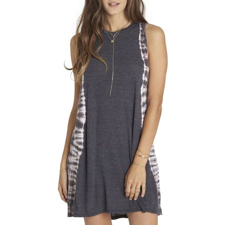 Billabong Juniors By and By Tie Dye Dress